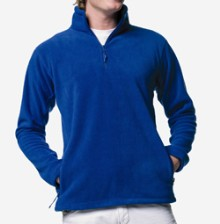 Russell 1/4 Zip Fleece 8740M